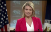 "Heather ""freedom of the press"" Nauert. Formerly employed as a Barbie bimbo on Fox News"