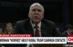 Brennan went off script.