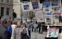 Coverage of Ukraine Conflict Erodes Greeks' Trust in European Media | Photo: Louisa Gouliamaki, AFP