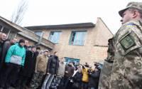 Ukrainians grow unwilling to serve in the army | Photo: Artyom Geodakyan, © ITAR-TASS