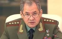 Shoigu is not impressed