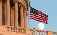 А, может быть, действительно Америка вступила в пору заката?    AP Photo J. Scott Applewhite