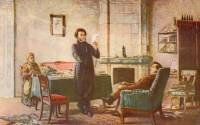 To this day Alexander Pushkin remains the 'Sun of Russian Poetry'