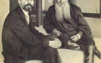 Толстой и Чехов на службе кровавого режима
