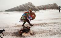 Abakan Solar Power Station