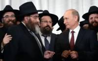 Владимир Путин поддерживает отличные отношения с еврейской общиной России, но на  его внешнюю политику она не влияет