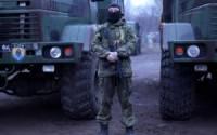 Azov Battalion paramilitary | Photo: Nicholas Lazaredes, on ABC.net.au