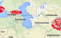 Крым, Чечня и Таджикистан - новое жесткое подбрюшье России