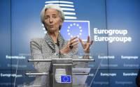 International Monetary Fund Managing Director Christine Lagarde on February 20, 2015, at EU Headquarters in Brussels | Photo: John Thys, AFP