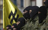 "Ukrainian interior ministry's ""Azov"" battalion"
