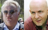 Oleg Kalashnikov and Oles Buzyna were found dead within hours of each other