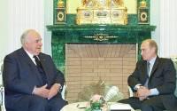 Helmut Kohl and Vladimir Putin