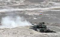 Firing on Armenian positions