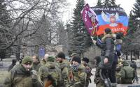 Locals blame Kiev for their suffering
