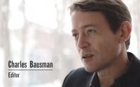 RI Editor Charles Bausman