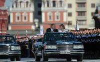Putin and Alina Kabayeva