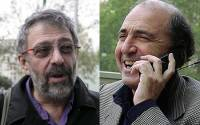 Alex Goldfarb (left), Berezovsky's right hand man, admitted he had fabricated Litvinenko's 'death bed statement' but contuniues to quote the fake as a 'document'