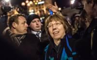 Баронесса Кэтрин Эштон - лицо ЕС на Майдане
