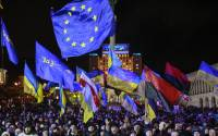 Euromaidan in Kiev in December 2013 | Photo: Gleb Garanich, Reuters
