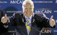 "Senator John ""Bomb Everything"" McCain. A model American"