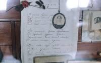 Оригинал стихотворения хранится в Михайловском | Фото: Рудольф Кучеров / РИА Новости