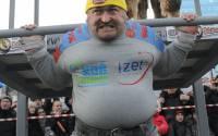 Strongman Elbrus Nigmatullin