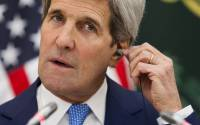 Kerry sought Thursday to ease Gulf Arab concerns about an emerging nuclear deal with Iran and explore ways to calm instability in Yemen and other troubled nations in the Middle East | Photo: AP, Evan Vucci, Pool