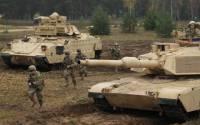 Вооруженные силы США проводят учения в 100 милях от Санкт-Петербурга