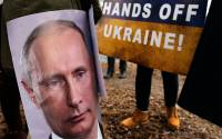 Russia wants a $3bn debt repayment from Kiev by the end of the year Photo: MINDAUGAS KULBIS/AP