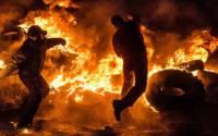 Riots in Kiev, January 25, 2014