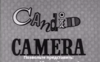 Smile, you're on candid camera in Moscow!