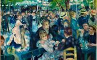 Auguste Renoir. Bal du moulin de la Galette. Musée d'Orsay, Paris