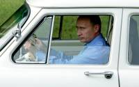 Hop in Alexis! It's a Volga, and it runs great (Vladimir Putin's Personal Website)