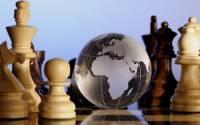 NATO Russia chess