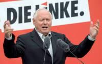 Оскар Лафонтен - тяжеловес немецкой политики