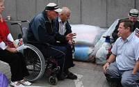 Экс-омбудсман Украины по делам инвалидов говорит, что покалеченных становится все больше, но их бедами никто не занимается