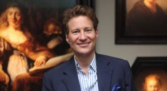 US Billionaire Collector, Political Progressive and Enthusiast of Russian Culture Opens Rembrandt Exhibit at Hermitage Museum