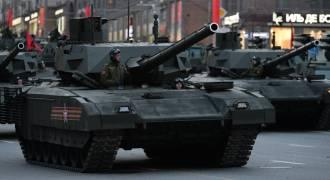 Новый боевой танк России «Армата» будет гораздо дешевле, чем ожидалось
