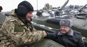 Poroshenko Is a Goner. 6 Months Before Election His Approval Rating Is 16 Percent