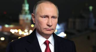 """Putin: """"If there were no situation with Crimea and other problems, they would have invented something else to contain Russia"""""""