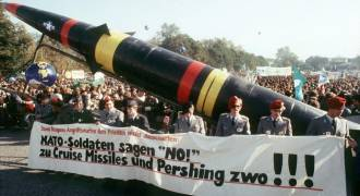 Germany to Washington: Don't Even Think About Placing Nuclear Missiles in Europe After INF Withdrawal