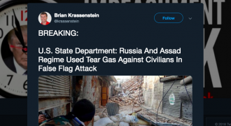 The Real Conspiracy Theory Peddlers Are the Media and The US State Department