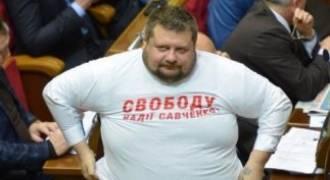 Арест Мосийчука: Кость биомассе Майдана