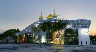Russian Churches Reaching Record Numbers