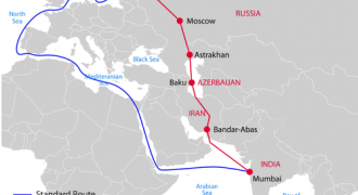Russia, India And Iran to Cooperate on New Trade Route Alternative to Suez Canal