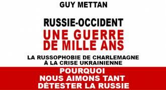 Ги Меттан: Почему Запад так любит не любить Россию - 3
