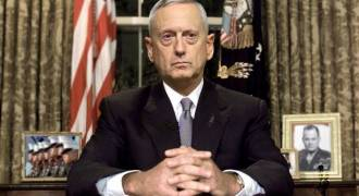 Trump Calls Mattis 'Sort of Democrat,' Says He 'May Leave'