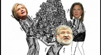 How Christine Lagarde, Clinton and Nuland Funded a Massive Ukrainian Ponzi Scheme