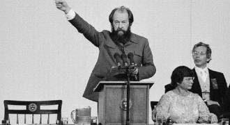 Solzhenitsyn's Prophetic 1978 Indictment of the West - Full Text (Harvard Speech)