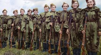 Women in Russia Sue National Guard for Not Being Allowed to Serve as Snipers